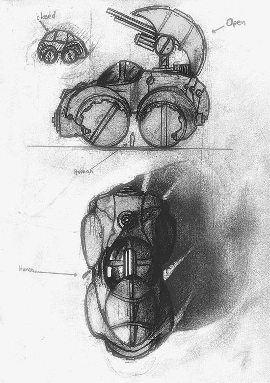 Petters sketchbook